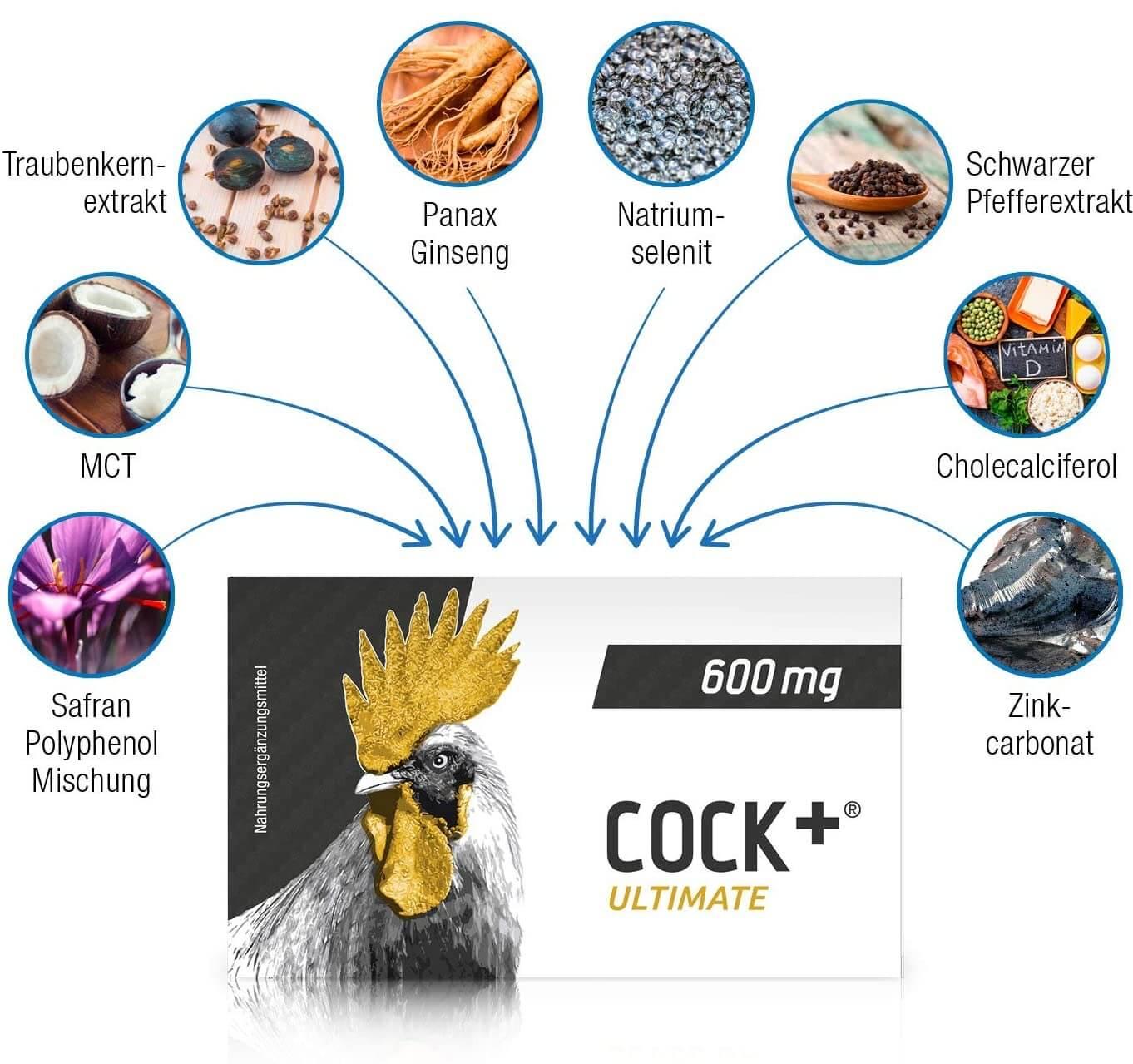 Cockplus Inhaltsstoffe