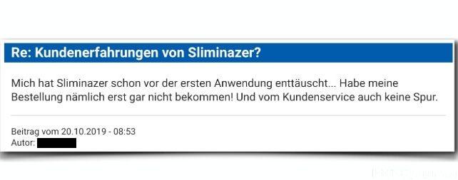 Sliminazer Erfahrungen – Bild 3