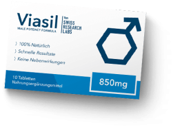 Viasil Packung schief