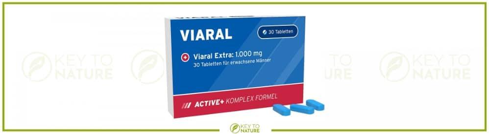 Viaral – das Potenzmittel für aktive Männer, auch im Alter?