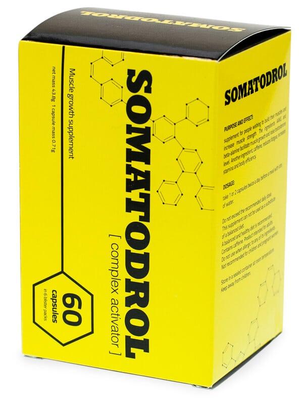 Somatodrol Packshot